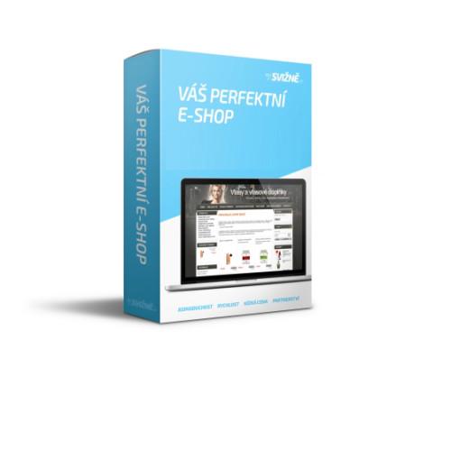 Vlastní e-shop - za jednorázovou a konečnou cenu získáváte e-shop s mnoha funkcemi a pokročilou administrací